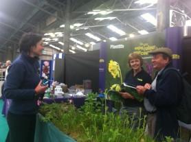 Plantlife Exhibition Malvern Spring gardenin Show