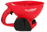 Earthway Ev-N-Spread® 3400 Hand Spreader; Grass Seed; Fertiliser; Ice Melt; Red