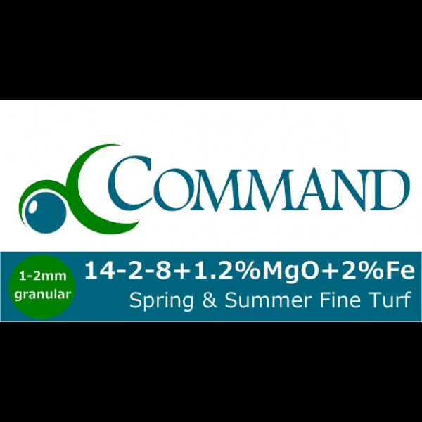 Command 14-2-8+1.2%MgO Fert Logo