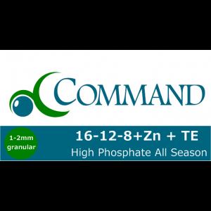 Command 16-12-8+Zn+TE Fert Logo