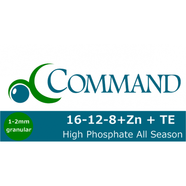 Command 16-12-8+Zn+TE Fert Logo