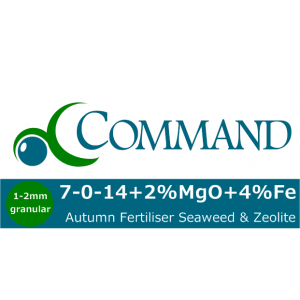 Command 7-0-14+2%+4% Autumn Fert Logo