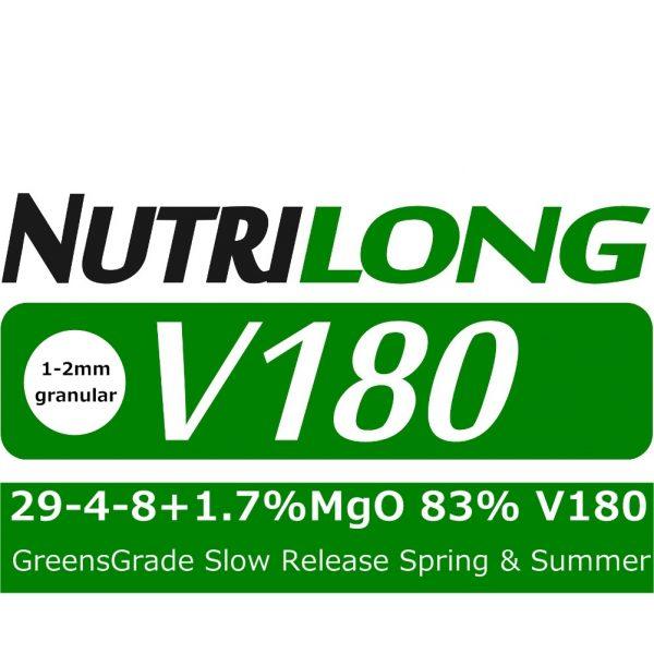 NUTRILONG V180 greensgrade logo