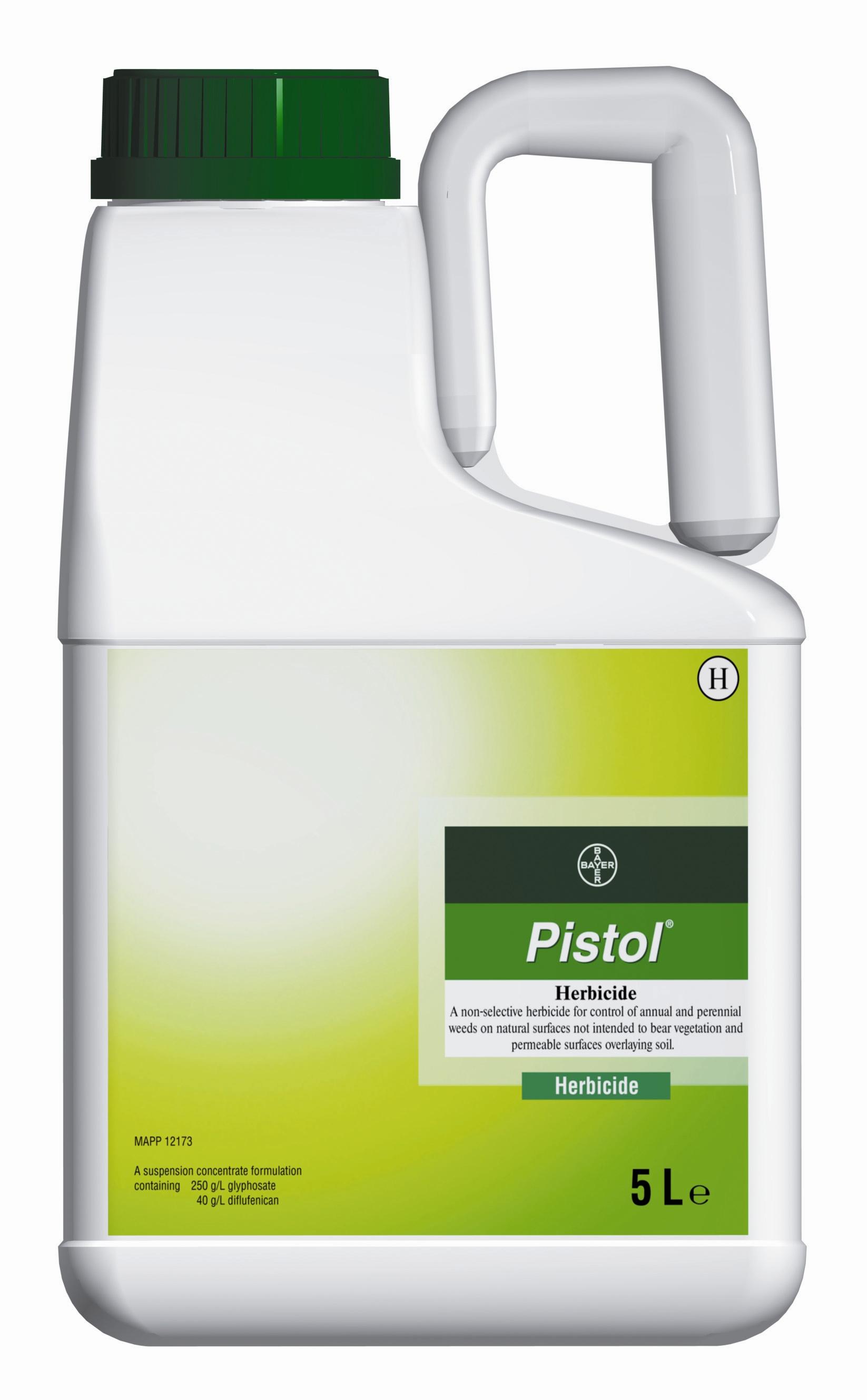 Pistol Herbicide
