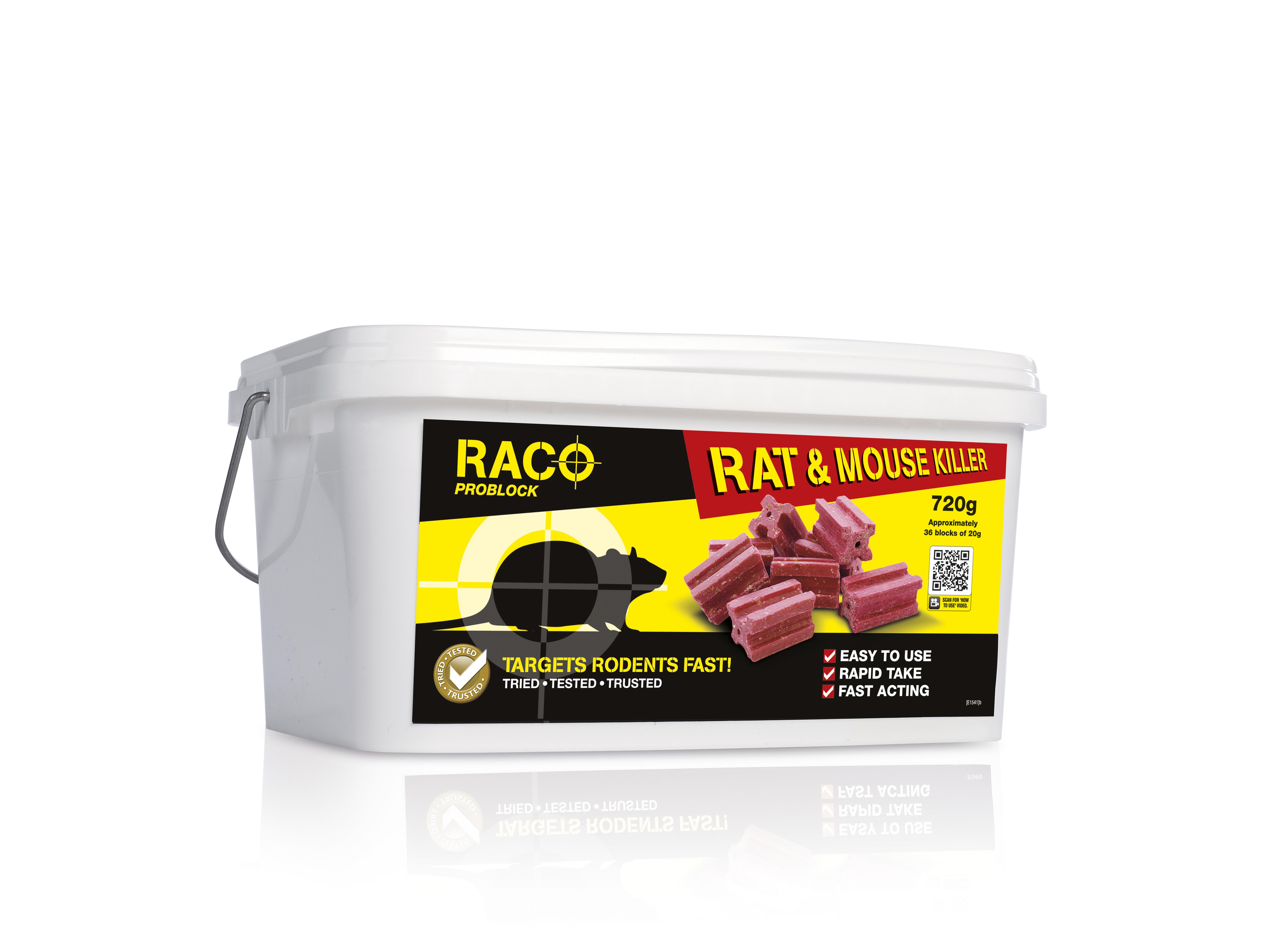 Dife Bait Blocks, poison, killer, rat, mouse bait