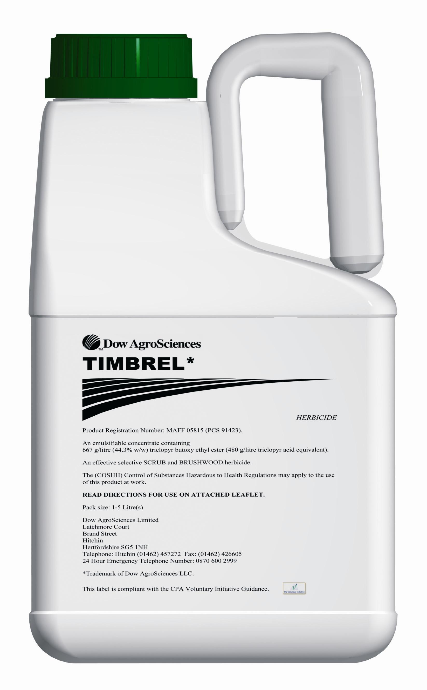 Timbrel Herbicide
