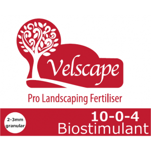 Velscape 10-0-4 Biostimulant logo