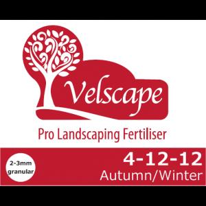 Velscape 4-12-12 Autumn Winter logo