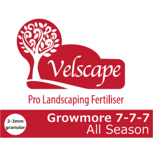 Velscape 7-7-7 growmore logo