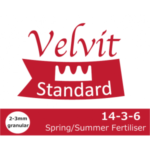 Velvit Standard spring summer 14-3-6 Logo