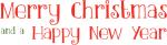 happy Christmas Message